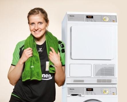 Profi@Work – Die Einstiegsklasse in die professionelle Wäschepflege
